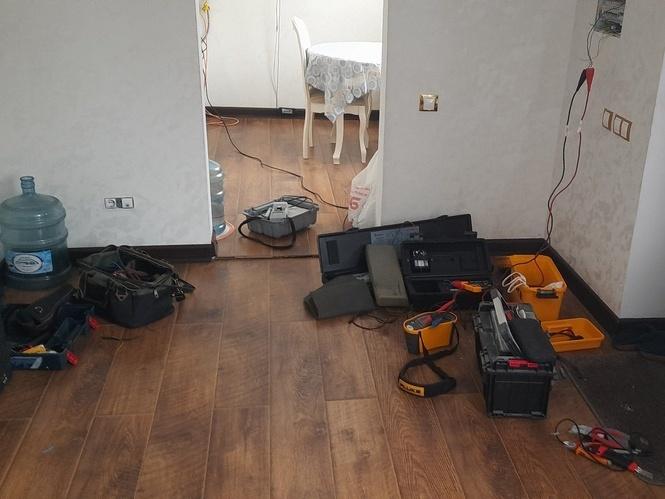Поиск повреждения электросети